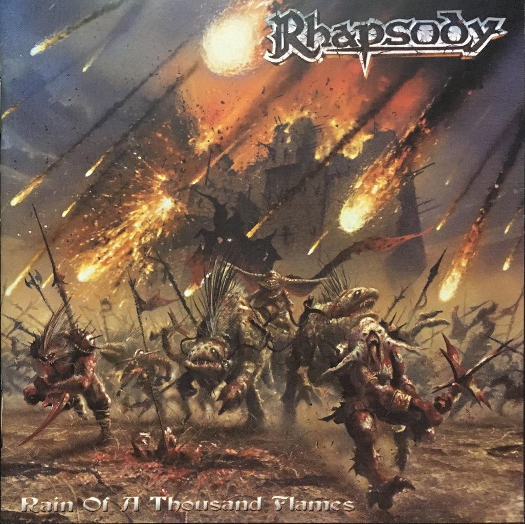 Rhapsody / Rain Of A Thousand Flames
