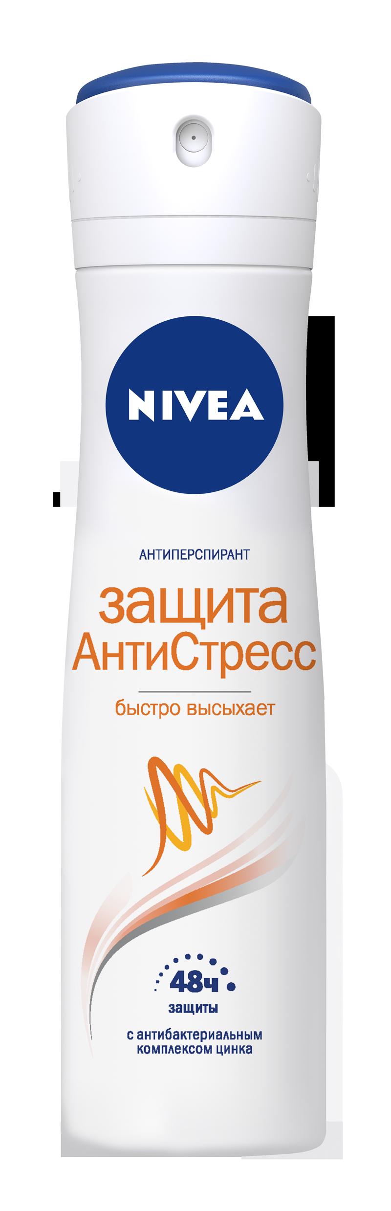 Антиперспирант Nivea Защита Антистресс 150 мл