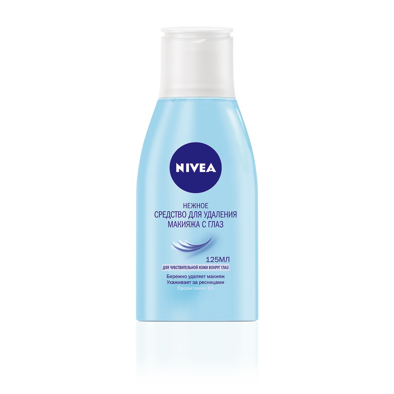 Средство для снятия макияжа NIVEA Нежное