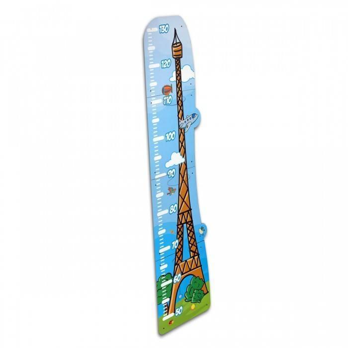 Купить Ростомер PAREMO Эйфелева башня, Аксессуары для детской комнаты