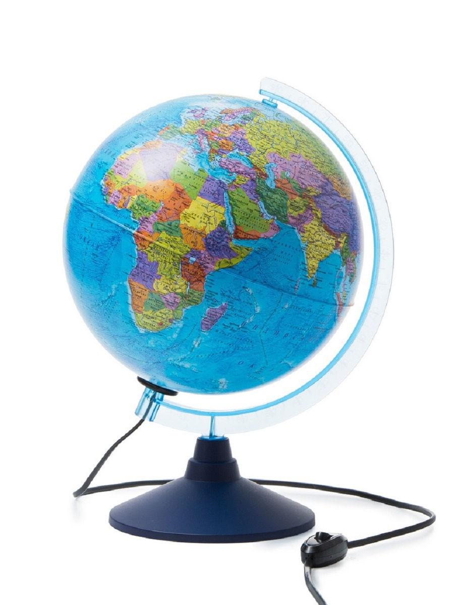 Интерактивный глобус Globen