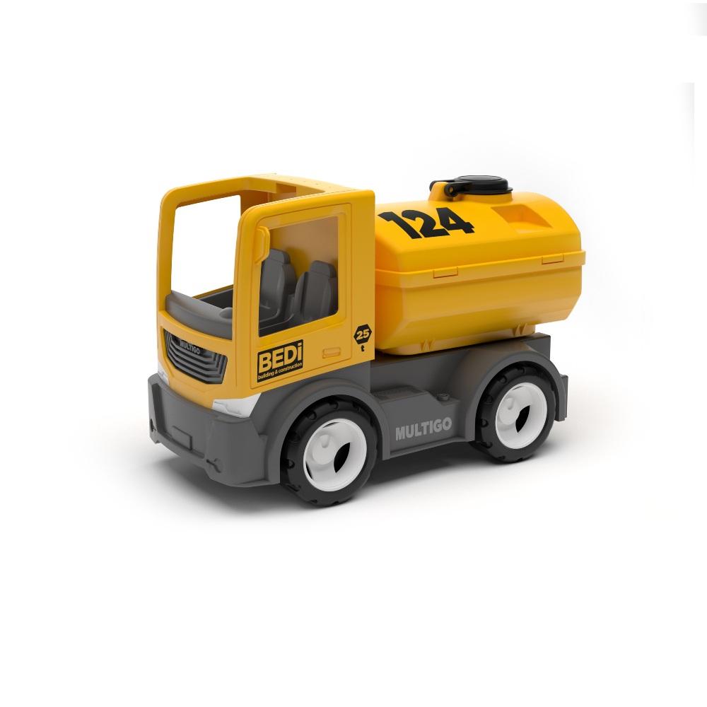 Строительный грузовик-цистерна Efko 22 см