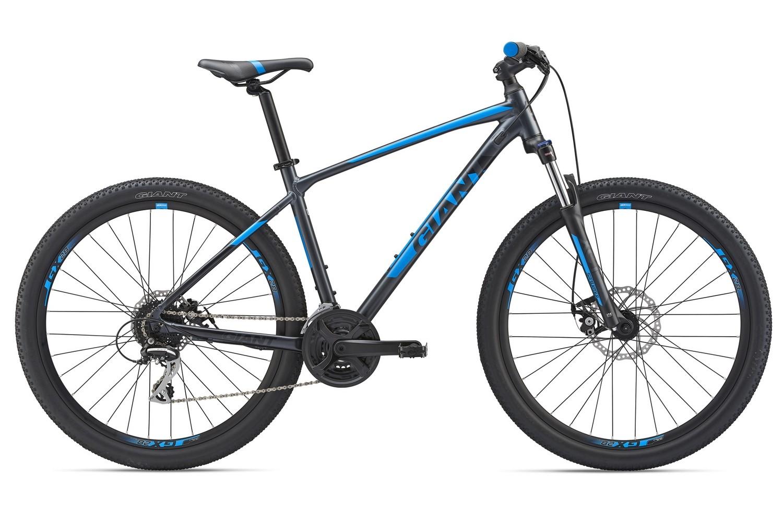 Велосипед Giant ATX 1 (2019) чёрный 16 дюймов