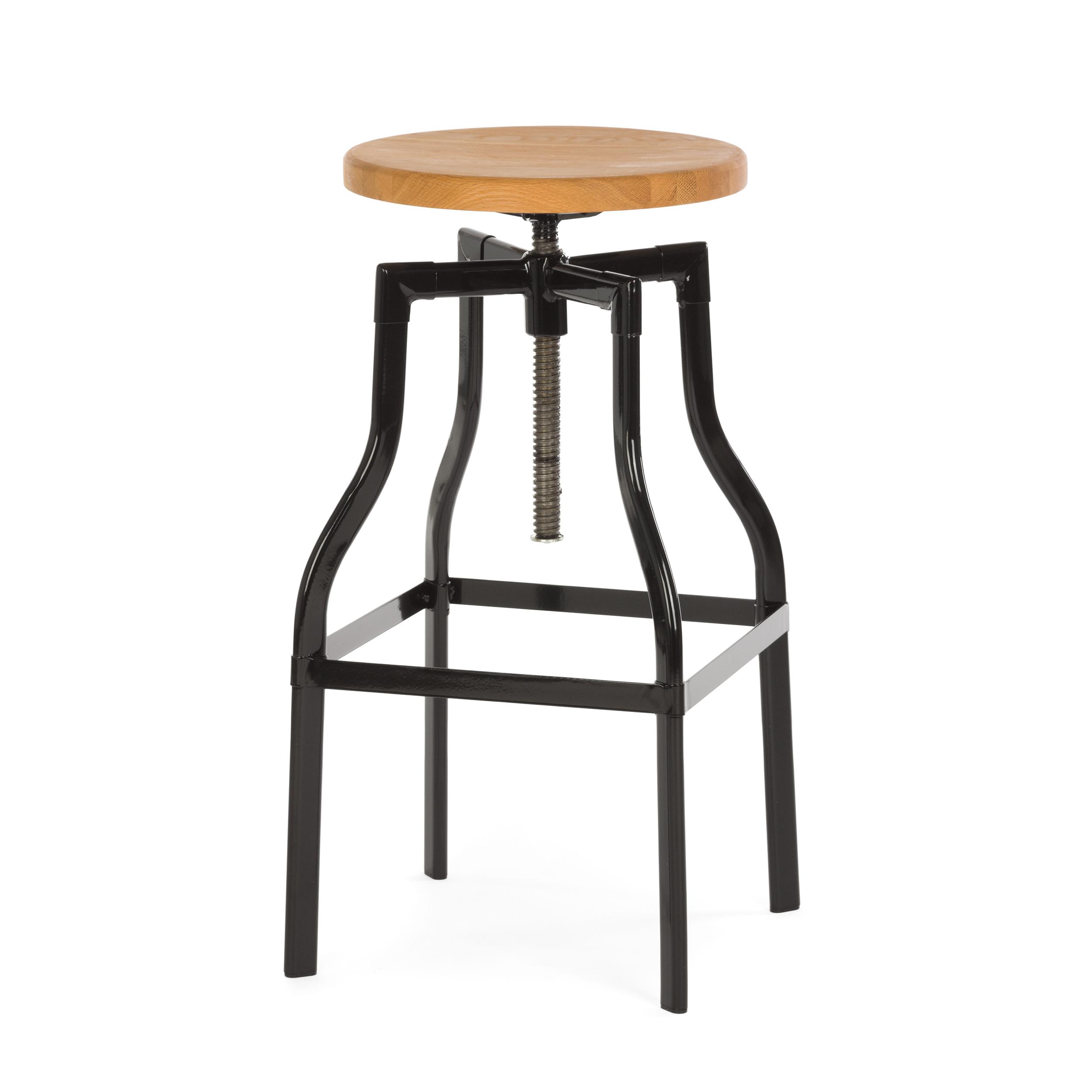 Барный стул Cosmo Machinist MS 858