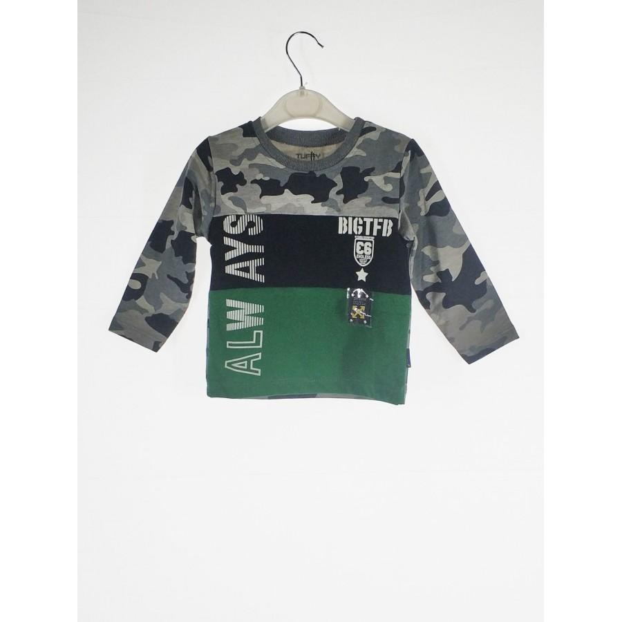 Джемпер для мальчиков TUFFY цв. зеленый р.98 4854-01