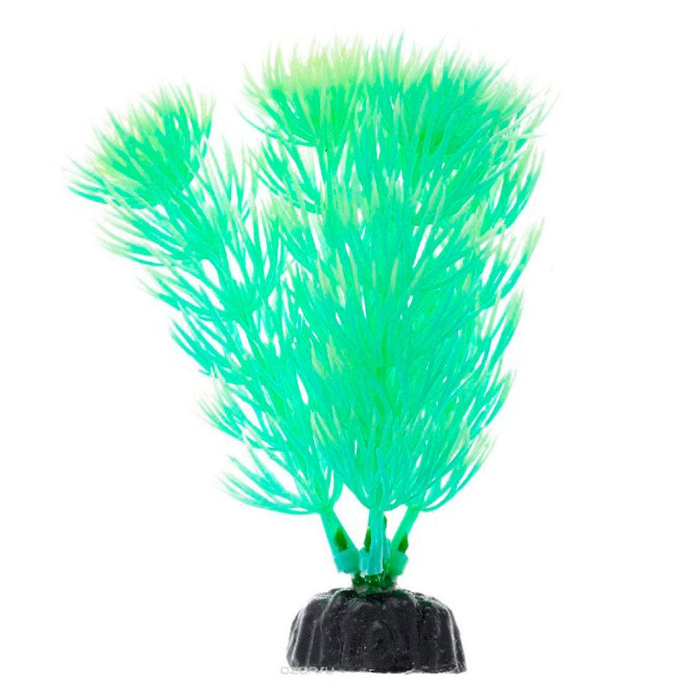 Искусственное растение для аквариума Barbus Амбулия светящееся