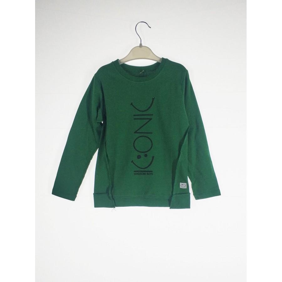 Джемпер для мальчиков TUFFY цв. зеленый р.116 4864-01