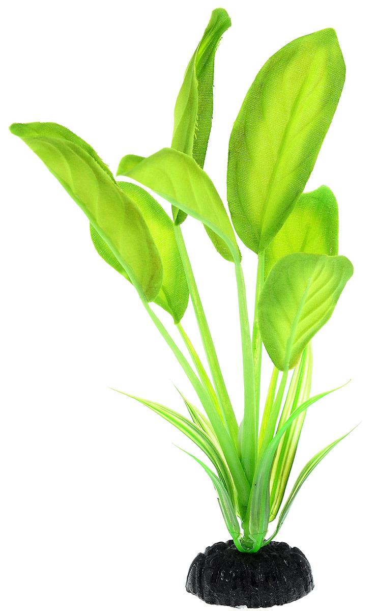 Искусственное растение для аквариума Barbus Эхинодорус Блейхери
