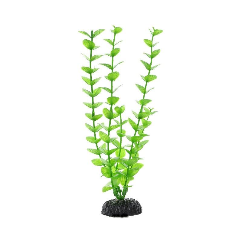 Искусственное растение для аквариума Barbus Бакопа зеленая