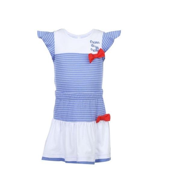 Комплект одежды Апрель, цв. белый р.86