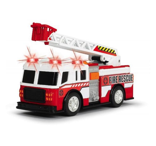 Пожарная машинка, 15 см
