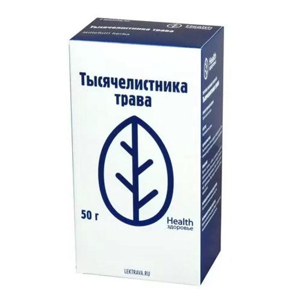 Купить Тысячелистник [трава фильтр-пакеты 1.5г] N20, Здоровье фирма ЗАО