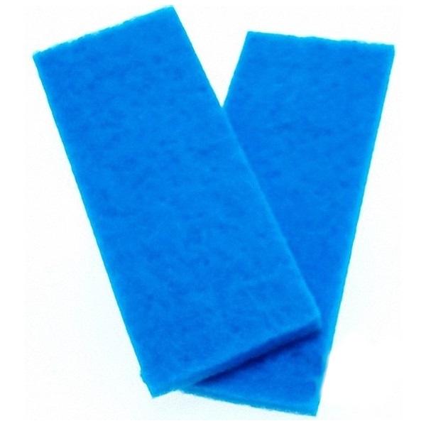 Губка для внешних и внутренних фильтров Barbus BG-001 MIX/30, синтепон, 30х12х2 см, 30 г