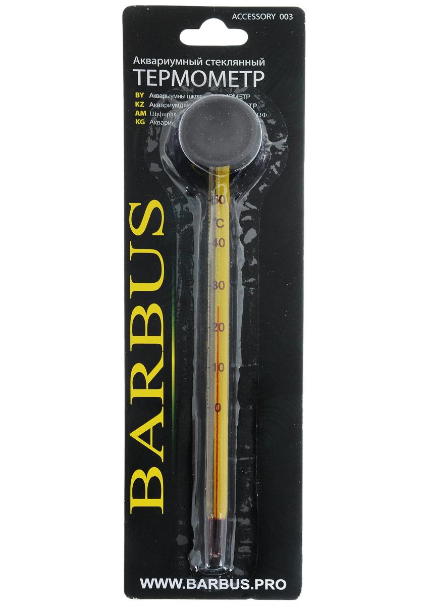 Термометр для аквариума Barbus LY 303 стеклянный