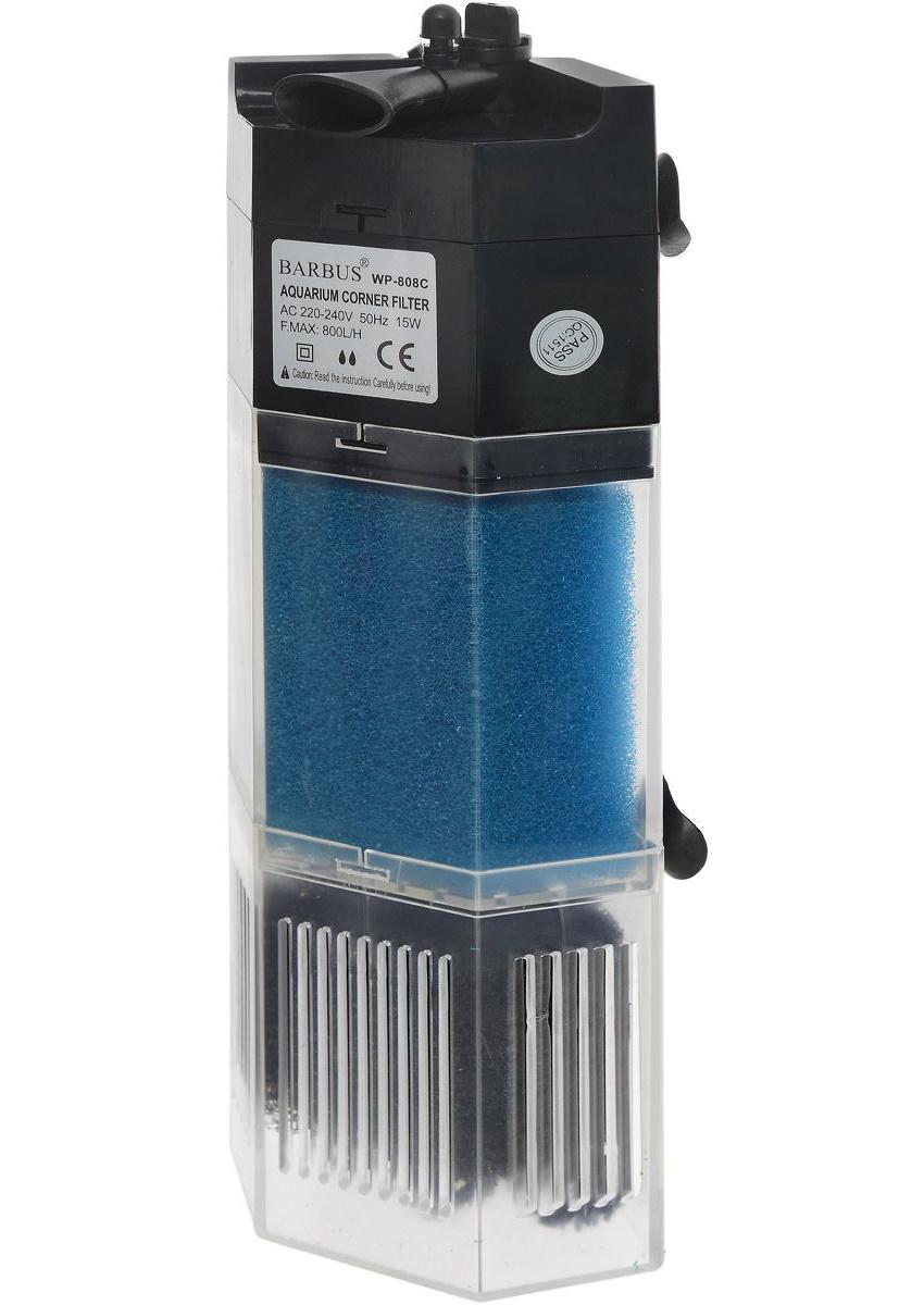Фильтр для аквариума внутренний Barbus Filter