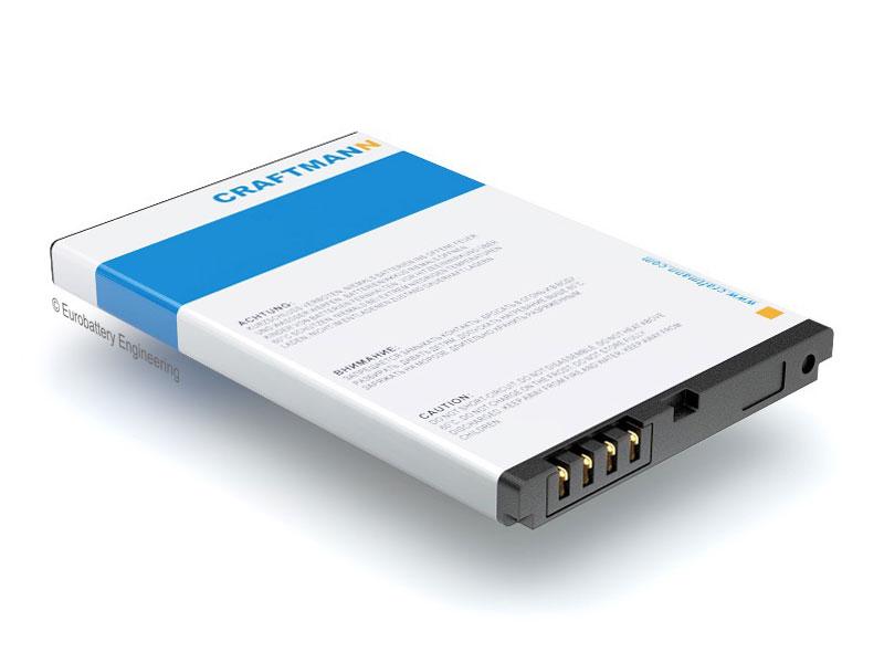 Аккумулятор BF5X для Motorola MB525 Defy, XT531,