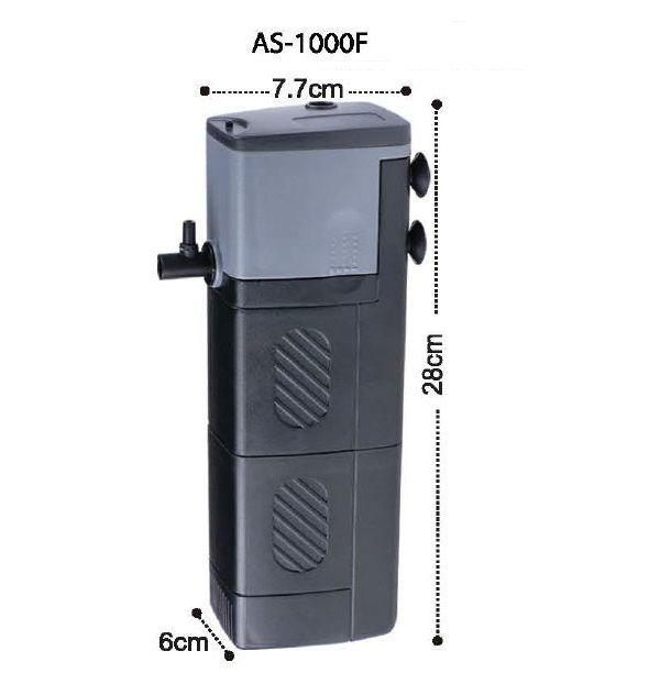 Фильтр для аквариума внутренний KW ZONE Astro
