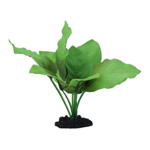 Растение для аквариума Prime шелковое Анубиас Бартера