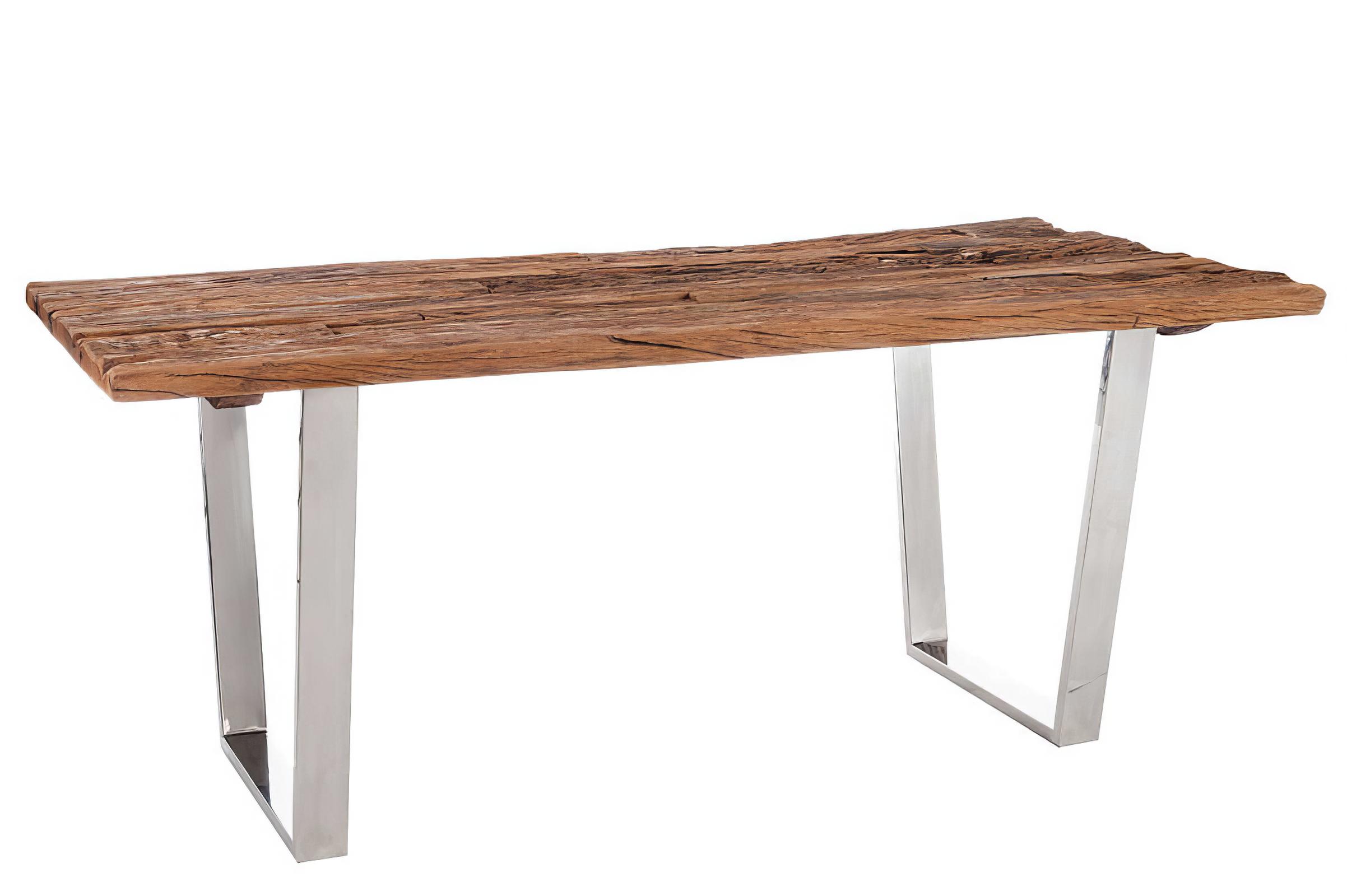 Обеденный стол Shine Nature 0.76x2.1x1м