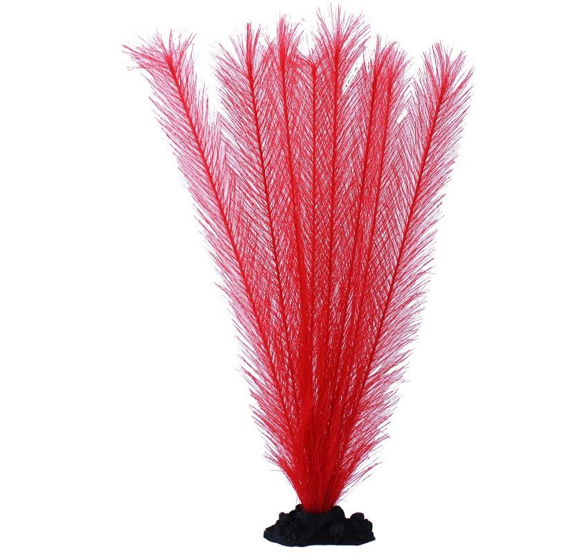 Растение для аквариума Prime шелковое Перистолистник красный