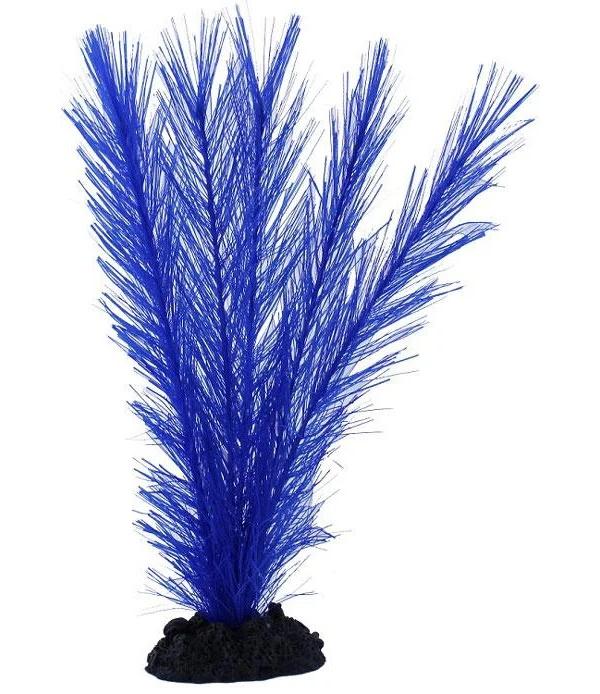 Растение для аквариума Prime шелковое Перистолистник синий