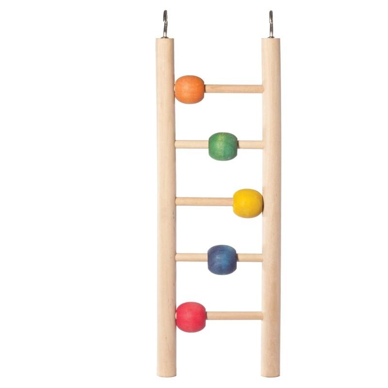 Лестница для птиц Triol с шариками