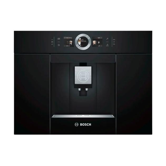 Встраиваемая кофемашина Bosch CTL636EB6 Black