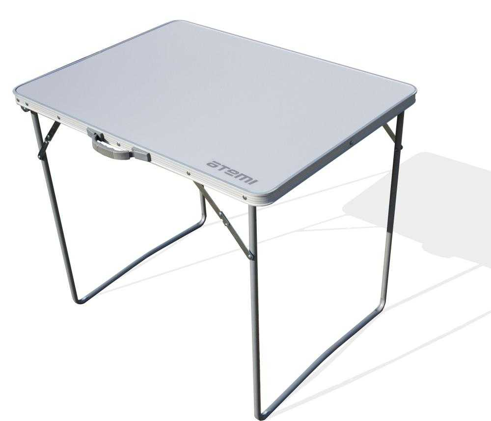 Туристический стол Atemi AFT-200 серый