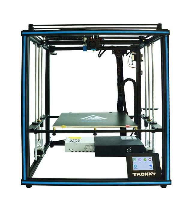 3D принтер Tronxy X5SA 400 2020 DIY