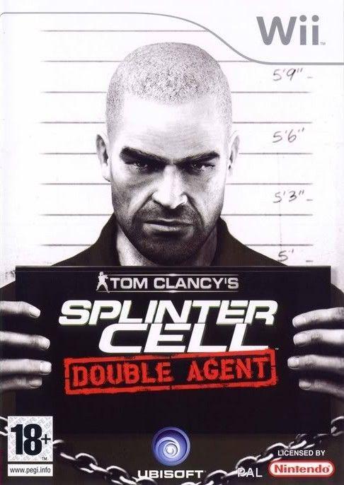 Игра Tom Clancy's Splinter Cell: Double Agent