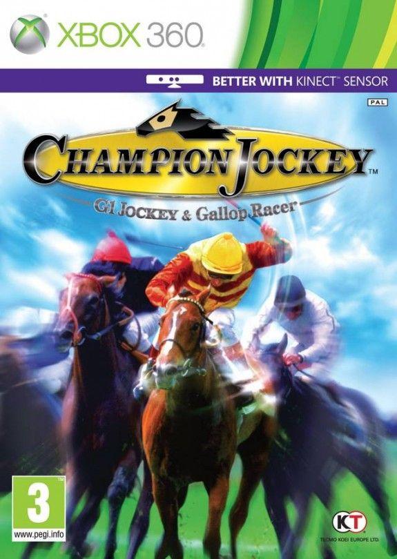 Игра Champion Jockey: G1 Jockey and Gallop