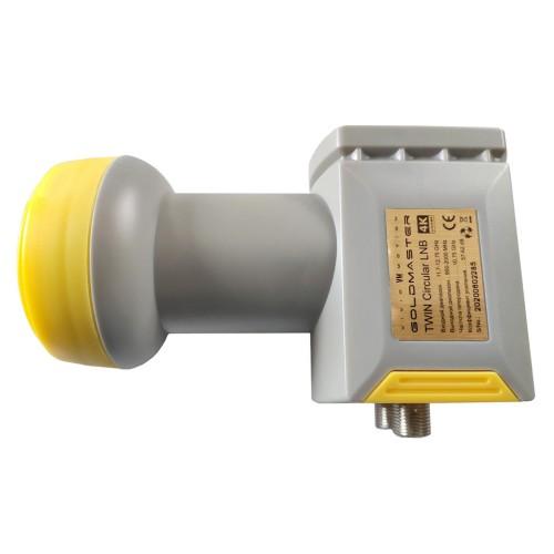 Спутниковый конвертер GoldMaster GM 122Cx