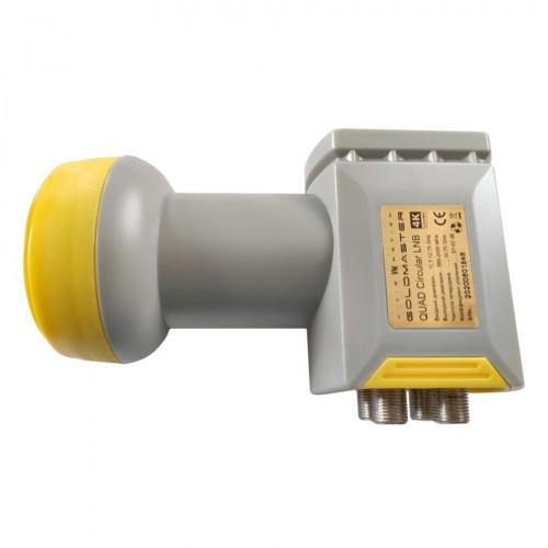 Спутниковый конвертер GoldMaster GM 124Cx