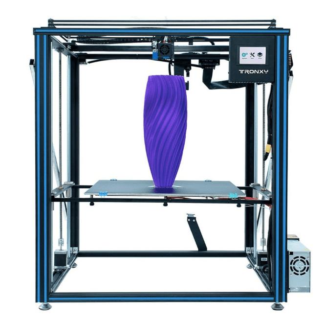 3D принтер Tronxy X5SA 500 PRO DIY