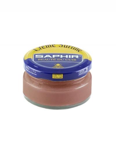Крем для обуви SAPHIR Creme Surfine розово
