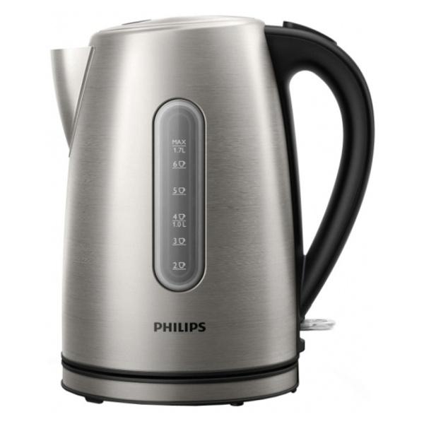 Чайник электрический Philips HD9327/10 Silver