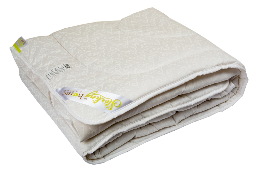 Одеяло ФАЙБЕР (всесезонное), поликоттон, 200x220, Евро, Sterling Home Textile