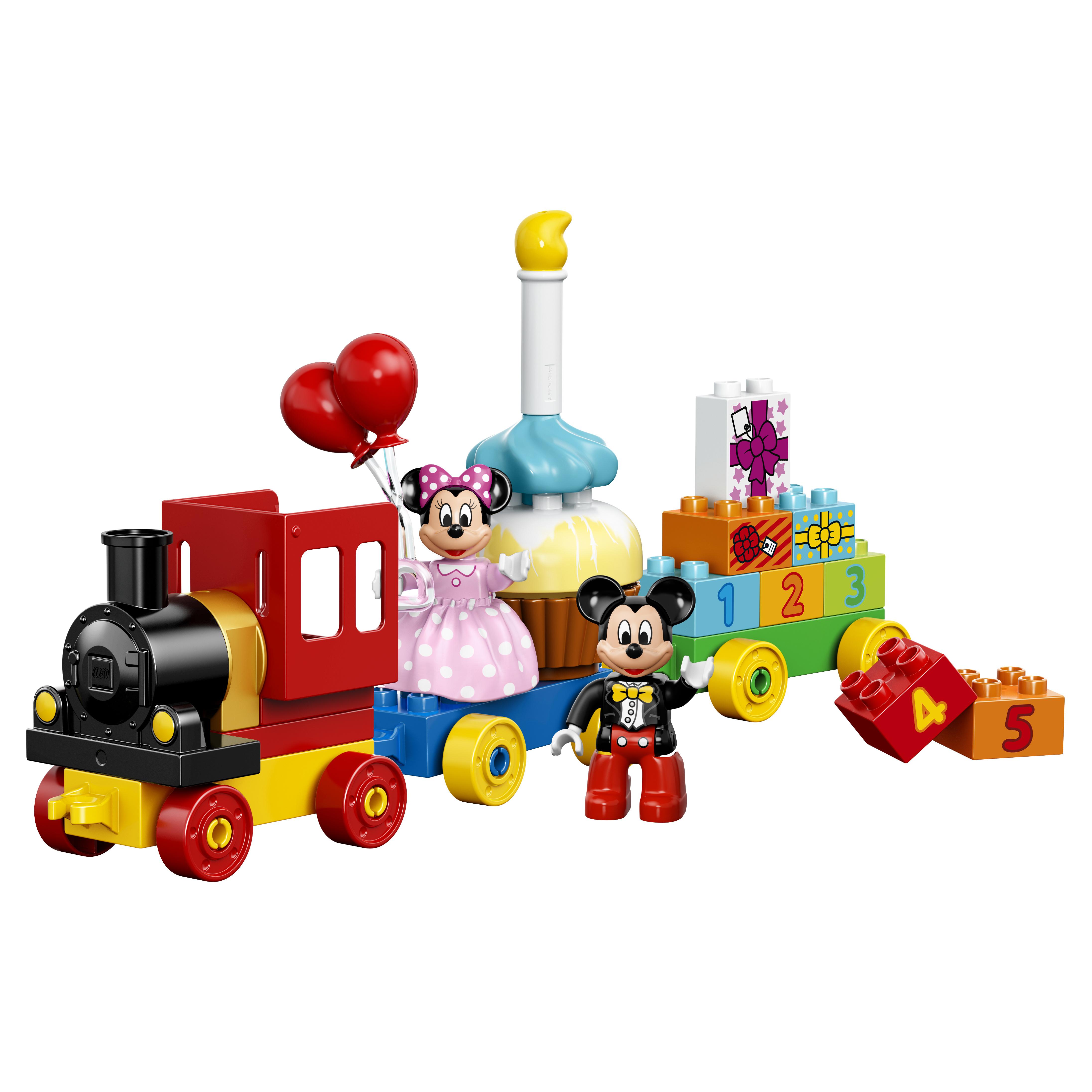 Конструктор LEGO Duplo Disney День рождения с Микки и Минни (10597) фото