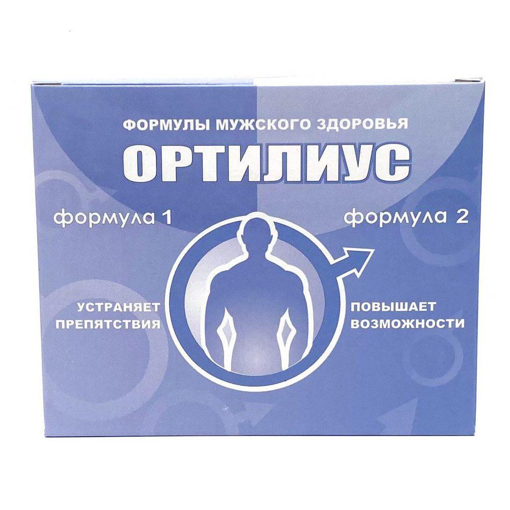 Ортилиус Целебный дар Алтая таблетки 160 шт.