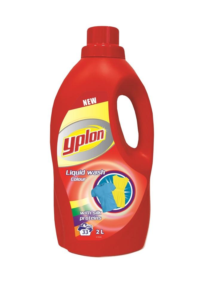 Жидкое средство Yplon для стирки цветного белья