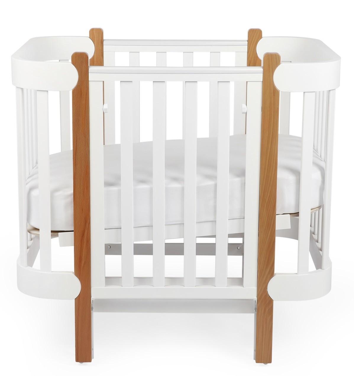 Кроватка трансформер Happy Baby Mommy Lux