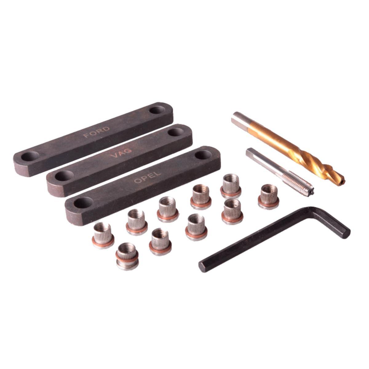 Комплект для ремонта резьбы тормозного суппорта