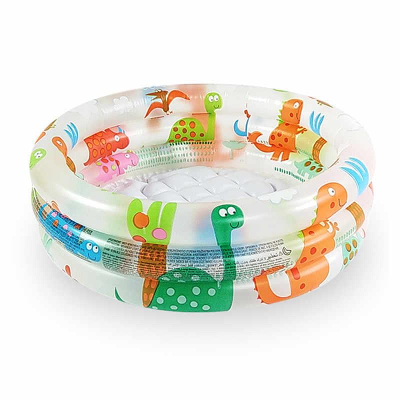 Купить Бассейн надувной детский Intex Beach Buddies Pool с динозаврами 61x22 см, Детские бассейны