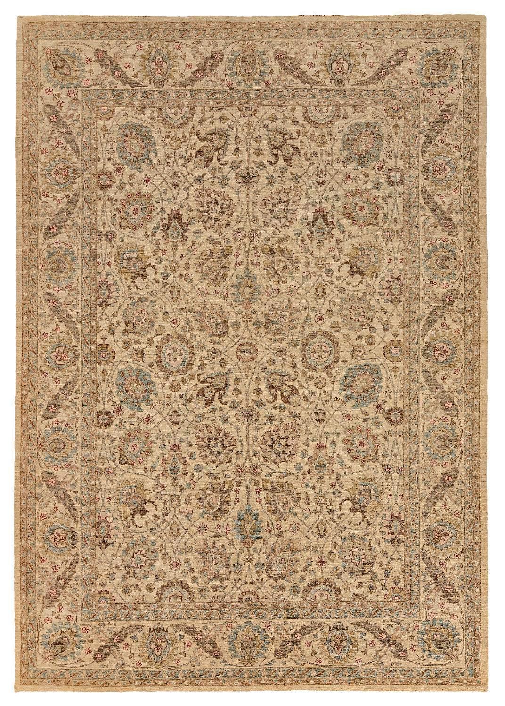 Шерстяной ковер ручной работы коллекции «Ziegler Farhan»