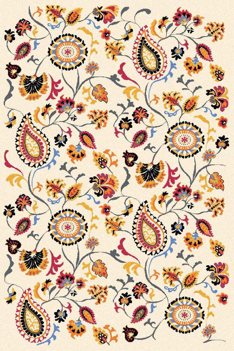 Синтетический ковер коллекции «Botticelli», 47925, 80x150 см