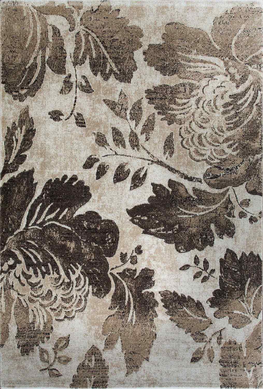 Ковер из акрила коллекции «Florya», 46040, 80x150 см