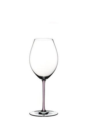 Riedel Фужер Old World Syrah (650 мл), хрустальное стекло с розовой ножкой 4900/41P