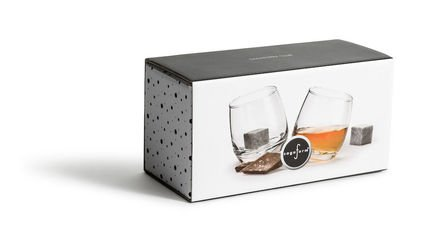 Sagaform Бокалы для виски с кубиками