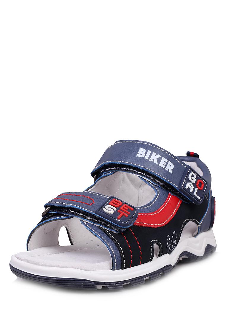 Купить JSD19S-160, Сандалии детские Biker, цв. синий р.27,