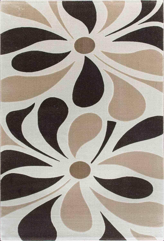 Ковер из акрила коллекции «Florya», 46031, 80x150 см